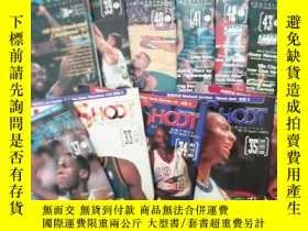 二手書博民逛書店JUMP罕見SHOOT (全綵色中文籃球雜誌) 第33 - 44