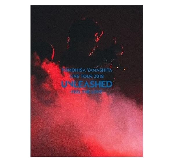 山下智久 山下智久 LIVE TOUR 2018 UNLEASHED -FEEL THE LOVE- 豪華寫真盤 藍光雙BD 免運