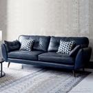 沙發 北歐簡約現代皮質沙發美式小戶型客廳雙人三人沙發整裝辦公室接待YYJ 【快速出貨】