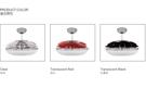 【燈王的店】《VENTO芬朵精品吊扇》46吋吊扇+燈具+遙控器 蘋果系列 46MELA 送基本安裝