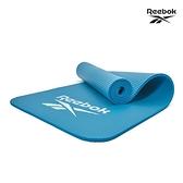 Reebok-全面防滑訓練墊-10mm(藍)