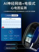 智慧手環 智能手環心率血壓心電圖監測儀多功能運動電子手表男計步器女高精度 莎瓦迪卡