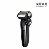 日本製 國際牌 PANASONIC【ES-LV9U】刮鬍刀 五刀頭 五階段電量 國際電壓 附自動清潔充電器 2021年式