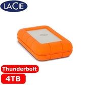 LaCie Rugged Thunderbolt 4TB  外接硬碟 (STFS4000800)