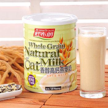 【紅布朗】香醇高鈣燕麥奶 (850g/罐)