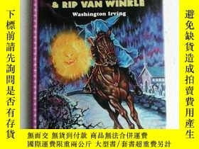 二手書博民逛書店The罕見Legend Of Sleepy Hollow & Rip Van Winkle (Treasury o