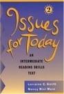 博民逛二手書《Issues for Today:  An Intermediat