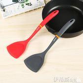 鍋鏟不粘鍋硅膠鍋鏟家用廚房炒菜鏟子廚具不傷鍋加強不銹鋼芯 伊蒂斯女裝