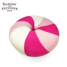 粉紅款【日本進口】貝果 捏捏吊飾 吊飾 捏捏樂 軟軟 squishy 捏捏 Sammy the Patissier - 615749
