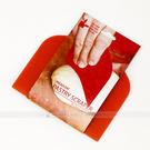 BREADLEAF食物烹調專用刮板 多功能紅色浮雕刮板 刮刀 切麵刀 奶油抹平器 麵切 麵糰切 烘培工具B014