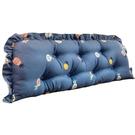 網紅款簡約床頭靠墊軟包大靠背可拆洗床上雙...
