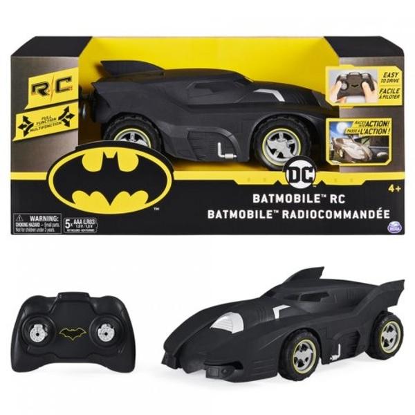《 DC Universe 》Batman-蝙蝠俠1:24無線遙控車 / JOYBUS玩具百貨