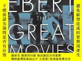 二手書博民逛書店The罕見Great Movies IiY364682 Roger Ebert Broadway 出版200