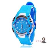 兒童指針錶 兒童手錶指針式男孩電子錶防水5-15歲小孩子石英錶小學生手錶女孩 7色