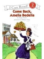 博民逛二手書《Come Back Amelia Bedelia (I Can R