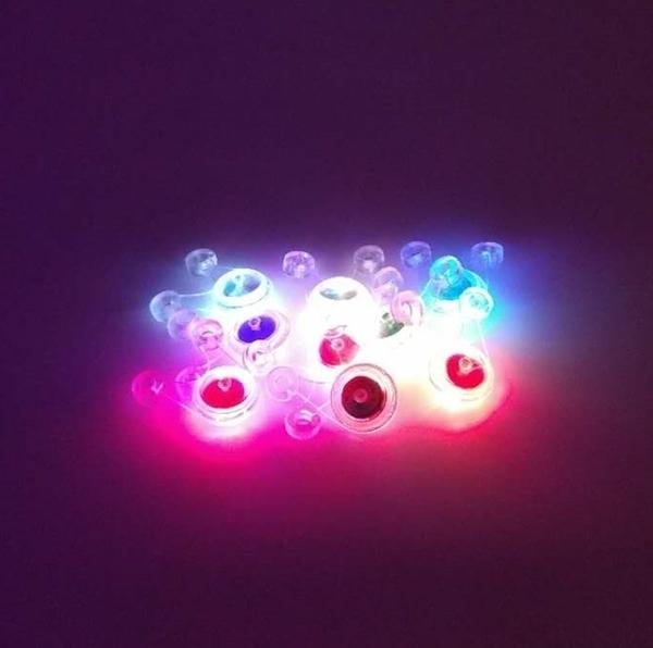 【JIS】A082 營繩燈 滿10顆送收納袋 LED 營釘燈 帳篷燈 露營燈 警示燈 營燈 掛繩燈 青蛙燈 帳篷