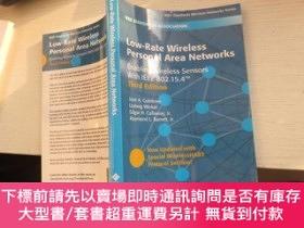 二手書博民逛書店Low-Rate罕見Wireless Personal AreaY11802 Low-Rate Wireles
