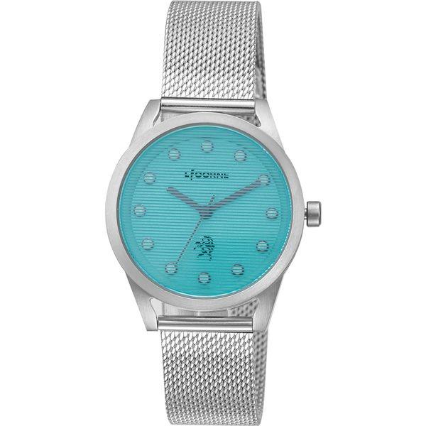 【LICORNE 力抗錶】 繽紛糖果魅力米蘭錶女錶 (綠 LI092LWGI)
