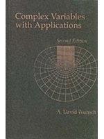 二手書博民逛書店 《Complex Variables with Applications (2nd Edition)》 R2Y ISBN:0201122995│DavidA.Wunsch