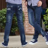 男童牛仔褲春款韓版單褲童男童褲子 韓版 免運