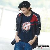 Big Train 騎士型保暖外套-丈青-B3019958