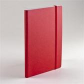 EcoQua taccuino 點點筆記本/A6(80張10.5cmx14.8cm)紅色【FABRIANO】