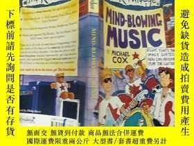 二手書博民逛書店mind罕見blowing music 鼓舞人心的音 樂Y200392