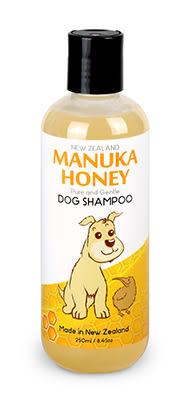 麥蘆卡蜂蜜狗狗溫和沐浴乳250ml 寵物洗澡 貓狗沐浴乳 毛小孩 Wild Ferns