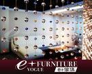 『 e+傢俱 』CB3 ~水晶玻璃珠簾/門簾/窗簾/隔間簾/豪宅/ 珠簾 (歡迎索取樣本)