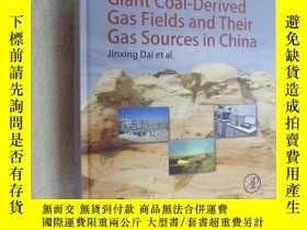 二手書博民逛書店Giant罕見Coal-Derived Gas Fields and Their Gas Sources in C