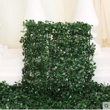 F0814 雙米蘭草皮 高仿真人工塑料草坪人造草坪地毯樓頂陽台假草皮(一塊)