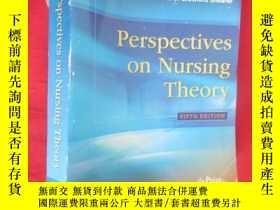 二手書博民逛書店Perspectives罕見on Nursing Theory ( 16開 ) 【詳見圖】Y5460 Reed