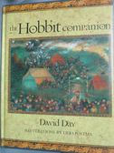 【書寶二手書T4/原文書_XEF】The Hobbit Companion_David Day