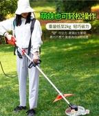 【免運快出】 電動割草機家用充電式除草機小型多功能YTL 奇思妙想屋