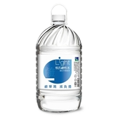 悅氏Light鹼性水6000ml【愛買】