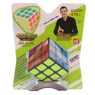 3x3 魔方格魔方 大加小 新城T898(黑-白底)/一卡入(定120) 三階魔術方塊 ST安全玩具-首335-1B