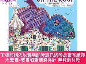 二手書博民逛書店罕見原版 屋頂上的龍 英文原版 A Dragon on the Roof 精裝 西Y454646 Cecile
