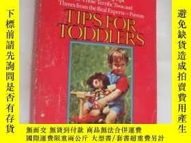 二手書博民逛書店TIPS罕見FOR TODDLERS (Time-saving,