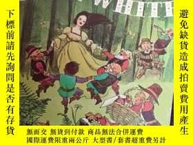 二手書博民逛書店SNOW罕見WHITE (白雪公主和七个小矮人)Y208201 Drexler 和 Kelbish Educa