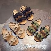 女童涼鞋 2018夏季新款韓版女童涼鞋兒童軟底百搭公主中小童寶寶露趾沙灘鞋 Cocoa