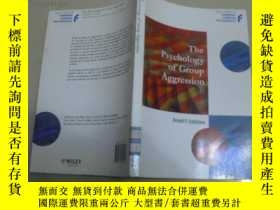二手書博民逛書店The罕見Psycholigy of Group Aggress