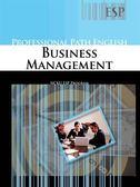 書Professional Path English Business Manageme