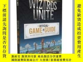 二手書博民逛書店Wizards罕見Unite: Official Game Gu