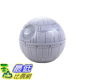 [106美國直購] 計時器 ThinkGeek Star Wars Death Star Kitchen Timer