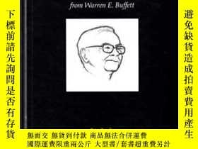 二手書博民逛書店A罕見Few Lessons For Investors And Managers From Warren Buf