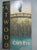 【書寶二手書T1/原文小說_JJG】Cat's Eye_Atwood, Margaret Eleanor