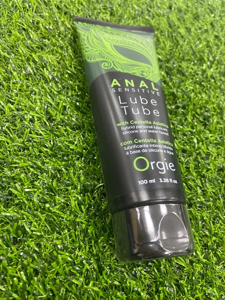 潤滑液 按摩油 潤滑油 葡萄牙ORGIE ANAL SENSITIVE 後庭爽滑潤華液 100ml