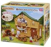 日本森林家族 森林探險小木屋_EP14049(不含森林玩偶) EPOCH原廠公司貨
