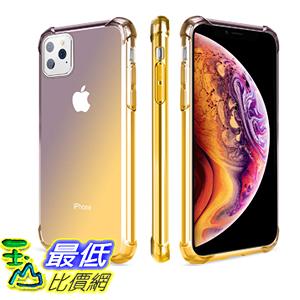 [8美國直購] 保護殼 Salawat for iPhone 11 Pro Max Case, Clear Cute Gradient iPhone 11 Pro Max Phone Case