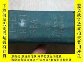 二手書博民逛書店The罕見Cruel Sea(英文原版)Y171402 Nicholas Monsarrat Alfred A